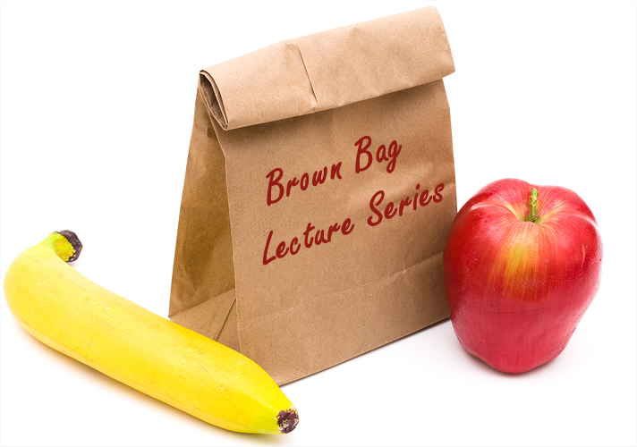 Brown Bag Lecture Series